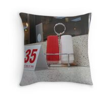 SALT AND PEPPER STAY TOGETHER  Throw Pillow