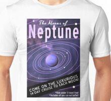 Neptune Retro Vintage Art Unisex T-Shirt