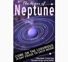 Neptune Retro Vintage Art T-Shirt