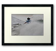 Werrie Slash #3 Framed Print