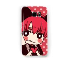 [FE:A] Strawberry/Black - Gaius Samsung Galaxy Case/Skin