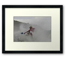 Werrie Slash #5 Framed Print