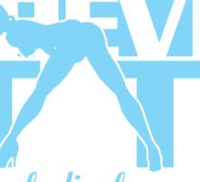 Forever Static IV Sticker