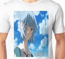 Rei Ayanami Shirt Unisex T-Shirt