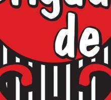 La Brigada de SOS Sticker