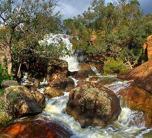 National Falls by Nigel Donald