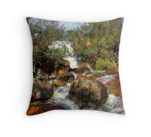 National Falls Throw Pillow