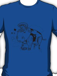 Robot Cow T-Shirt