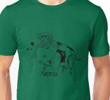 Robot Cow Unisex T-Shirt