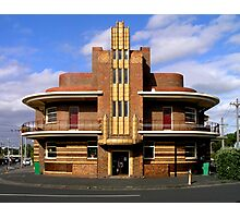 United Kingdom Hotel (former), Clifton Hill, Melbourne Photographic Print