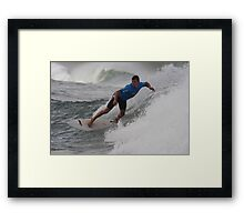 Werrie Slash #11 Framed Print