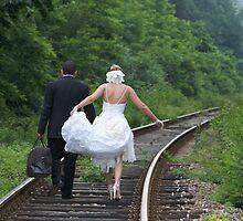 Wedding Steps by Aurel Virlan