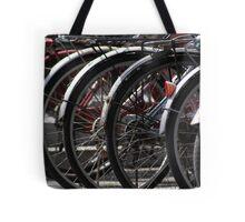 Bicycles Tote Bag