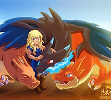 Mother of Dragons by cpearson