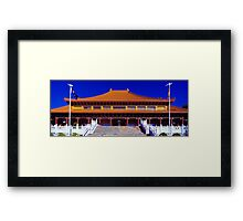 The Southern Paradise Framed Print