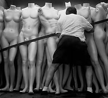 Mannequins by Andrew Edelman