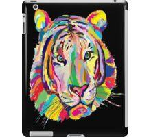 Rainbow Tiger Face iPad Case/Skin