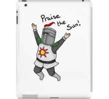 Praise the Sun! iPad Case/Skin