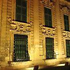 Auberge de Castille, Valletta, Malta by Rosalie M