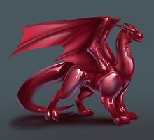 Dragon by goodwolf