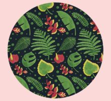 The Tropical Plant Kids Clothes