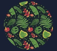 The Tropical Plant Kids Tee