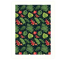 The Tropical Plant Art Print