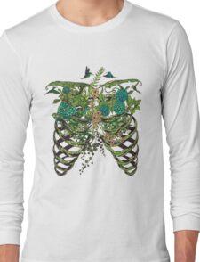 Nature Rib Cage Long Sleeve T-Shirt