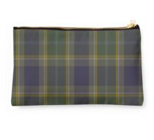 00182 Manx Hunting District Tartan  Studio Pouch