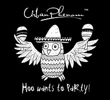 Urban Phenom™ - Hoo wants to Party!! by Mike Rocha