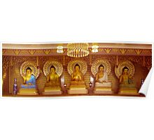 The Five Buddha Poster