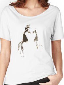 Sweet Girl Women's Relaxed Fit T-Shirt