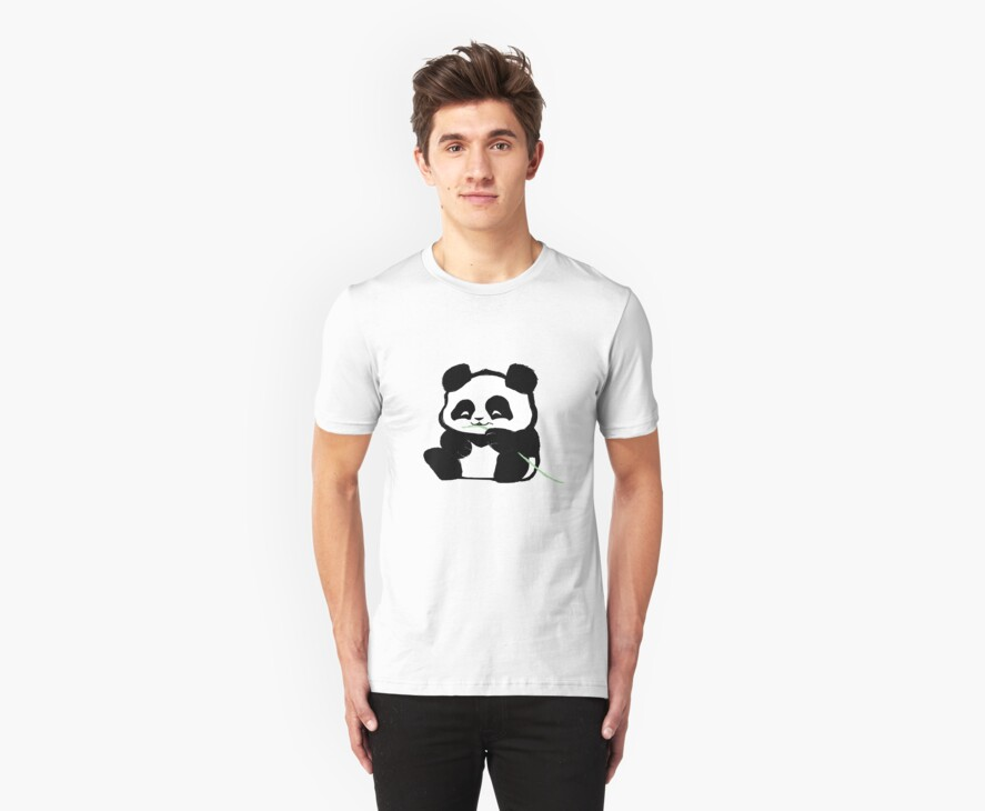 Little Panda by Sema