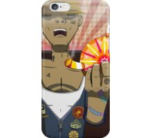 Tres Amigos iPhone Case/Skin