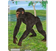 Chimpanzee iPad Case/Skin