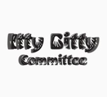 Itty Bitty Committee by StarKatz