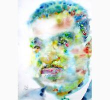 MARTIN LUTHER KING JR. - watercolor portrait Unisex T-Shirt