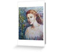 Dryad Greeting Card