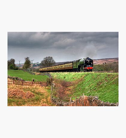12:10 From Grosmont,North Yorkshire Photographic Print