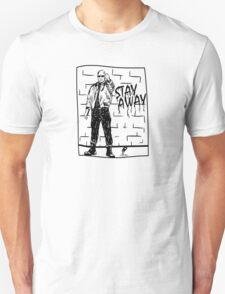 Skinhead Punk // STAY AWAY T-Shirt