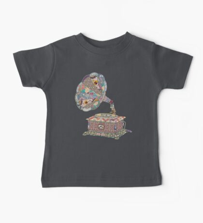 Seeing Sound Baby Tee
