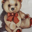Teddy by coolart