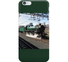Steam Engine 3642, Sydney, Australia 2012 iPhone Case/Skin