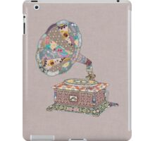 Seeing Sound iPad Case/Skin