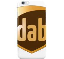 Dab Parcel Service  iPhone Case/Skin
