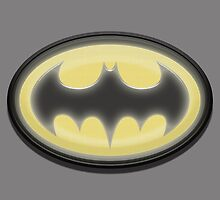 Batman Incorporated Symbol by Julian Arnold