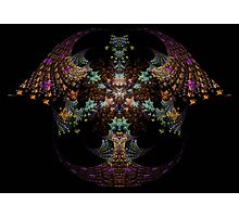 Fractal 32 Photographic Print