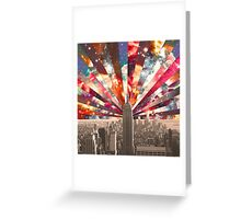 Superstar New York Greeting Card