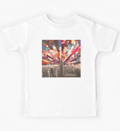 Superstar New York Kids Tee