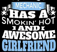 This MECHANIC Has A Smokin Hot And Awesome Girlfriend by fancytees